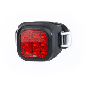 Knog Blinder Mini Niner LED Achterlicht, red/black